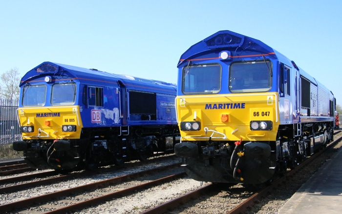 Maritime Intermodal Launches Two New Rail Services From DP World London Gateway.