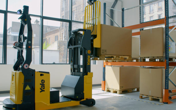 Yale To Exhibit Robotics Solutions In The UK For The First Time At IMHX.