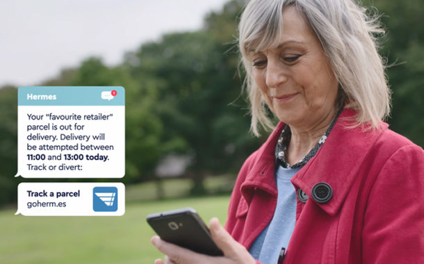 Hermes Drives Enhanced Delivery Experience With New App Launch.