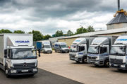 Hydram Raises It's Game With 16-tonne Mercedes-Benz Atego From Bell Truck And Van.