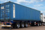 3 Dees Transport Choose Krone Container Carriers For Light-Weight And Fast Loading.