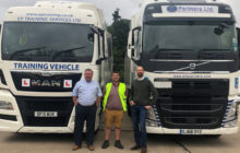 New Truckers On Course For Capital Jobs.
