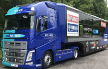 Fly By Nite Harmonise Compliance With TruTac And Volvo Trucks.