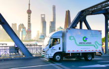 Greencarrier Invest In First All-Electric Trucks In China.