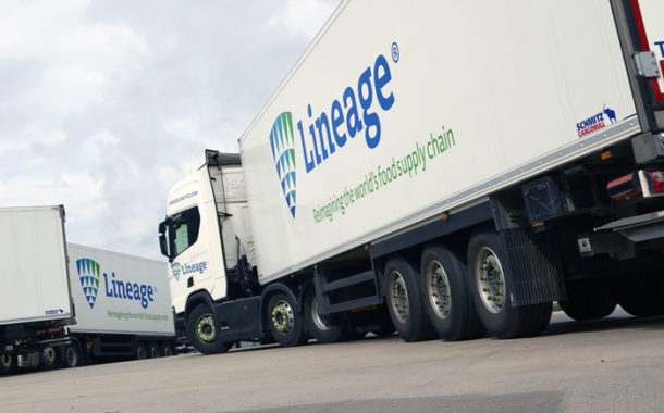 Lineage Champions Schmitz Cargobull With Order Of 41 New Reefers For Its Cold Chain Fleet.