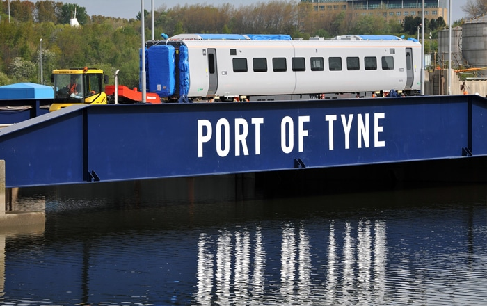 Port Of Tyne Welcomes News That The UK Will Seek To Create Free Ports.