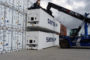 Second Scheduled Container Service By Samskip Launched Via Cuxhaven.