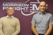 Morrison Freight Named High Growth Business Of The Year At The 2019 Chamber Business Awards.
