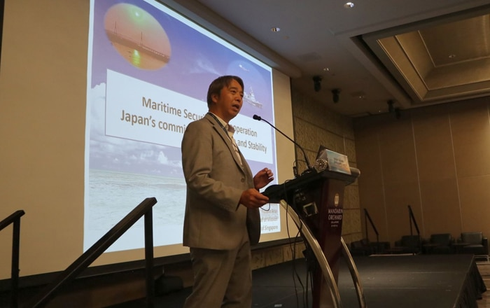 Ministry Of Foreign Affairs Of Japan And Maritime And Port Authority Of Singapore, Join Efforts To Build Region's Capabilities In Combating Piracy And Sea Robbery.