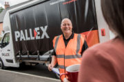 Pall-Ex Launches Nationwide Driver Drive.
