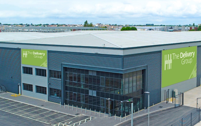 The Delivery Group Expands Operation With New £8m Bristol Hub.