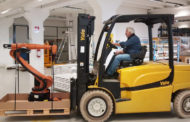 Yale Equipment Gives KUKA Industrial Robots A Lift.