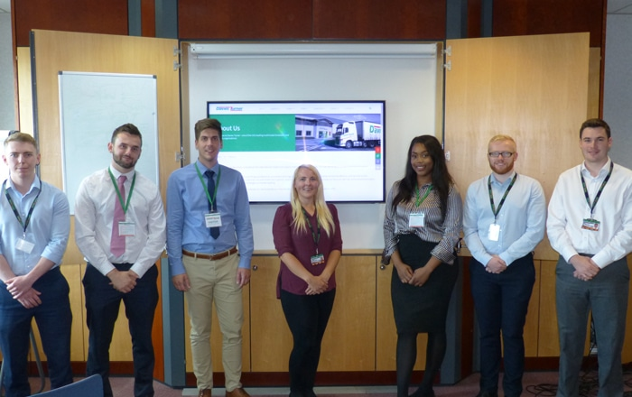 Davies Turner Trainee Recruitment Programme Enters 10th Year.