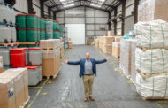 International Forwarding Doubles Warehousing Facilities With Significant Investment.