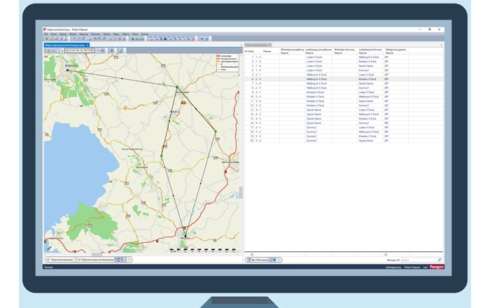 Paragon Launches Polish Language Interface To Meet Demand For Local Language Routing And Scheduling Software.