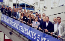 Rhenus Offshore Logistics Expands Its Network Of Business Sites On Its Fifth Anniversary.