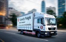 Speedy Freight Opens New Branch In Heart Of UK Manufacturing Hotspot To Meet Same-Day Delivery Needs.