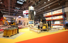 Yale And Briggs Equipment Join Forces At IMHX 2019.