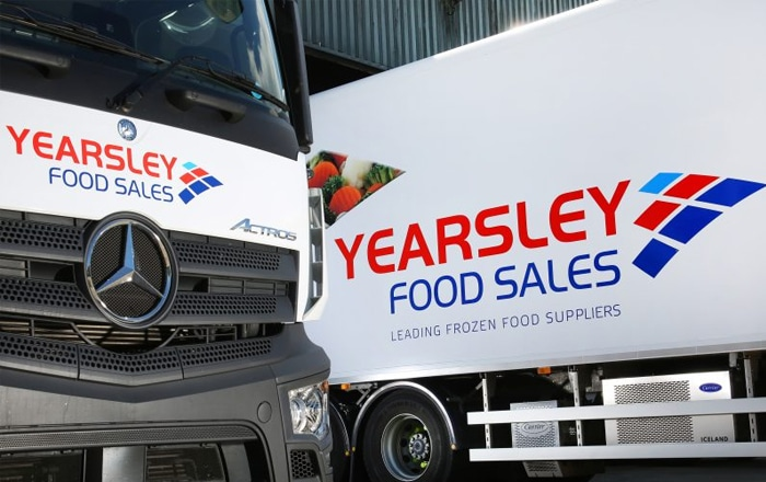 Carrier Transicold Helps Lead Lineage's Engineless Refrigeration Trial.