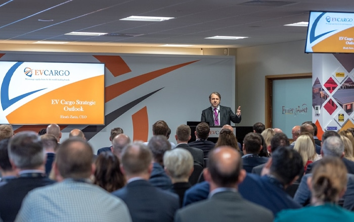 EV Cargo Drives Growth And Integration With Senior Management Conference.