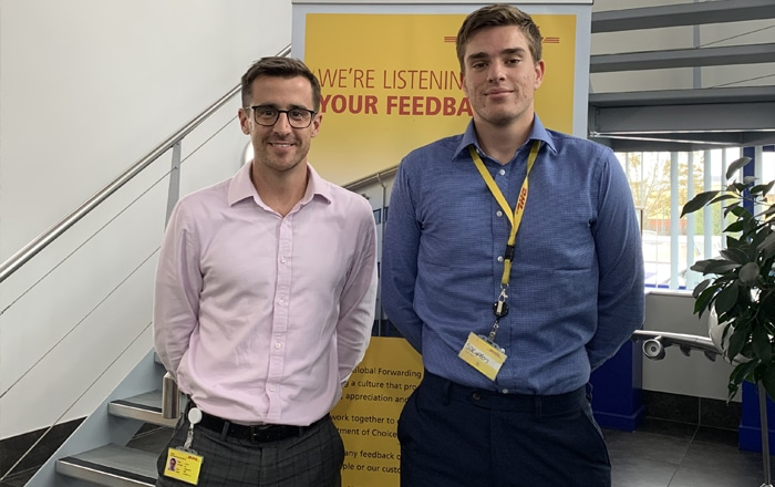 Freight Forwarding Apprentices Set Sail To Success.