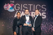 SEC Storage Wins Innovation Category At The Logistics Awards.