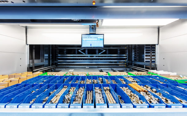 Compact Store In A New Guise: The Next Level Warehouse Management System From Weland Solutions.