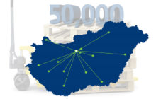 Palletways Celebrates One Year In Hungary.