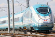 Loksys International Launch High Speed Train Monitoring System For Turkish Rail Network.