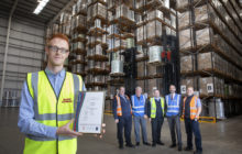 Top AA Storage And Distribution Grading For Wrexham Distribution Firm.