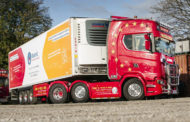 Schmitz Cargobull's New Cooling Unit Makes Its UK Debut With DWP & Sons.