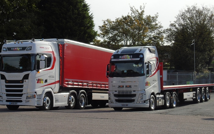 Expanding Haulier Returns To Krone For Easy Loading All Round.