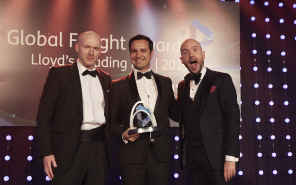Maritime Named Road Haulier Of The Year Again At The Global Freight Awards.