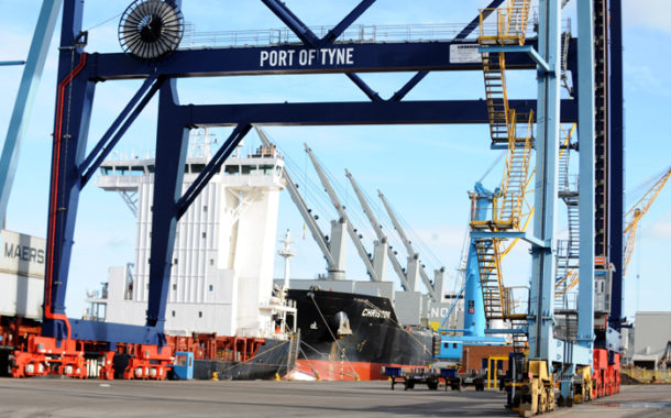 Port Of Tyne Shortlisted In The IBJ Awards.