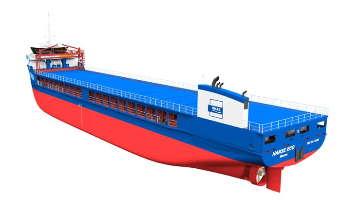 Rhenus-Arkon-Shipinvest Develops Ecological Short Sea Fleet And Orders Four Environmentally-Friendly Vessels.
