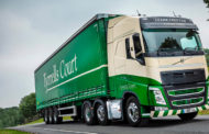 The UK's First Euro 6, Step D Powered Volvo FH Is Delivering A Crisp Performance At Tyrrells Court Ltd.