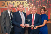 Allen Logistics Voted Haulier Of The Year For Third Time.