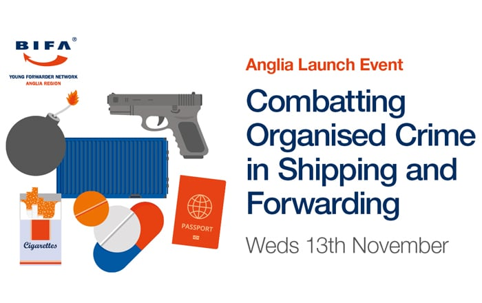 BIFA Young Forwarder Network Set For Anglian launch.