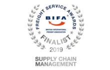 Davies Turner Shortlisted For Two Freight Industry Awards.