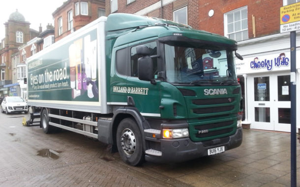 Holland & Barrett Targets Streamlined Supply Chain With Paragon's Routing And Scheduling Software.