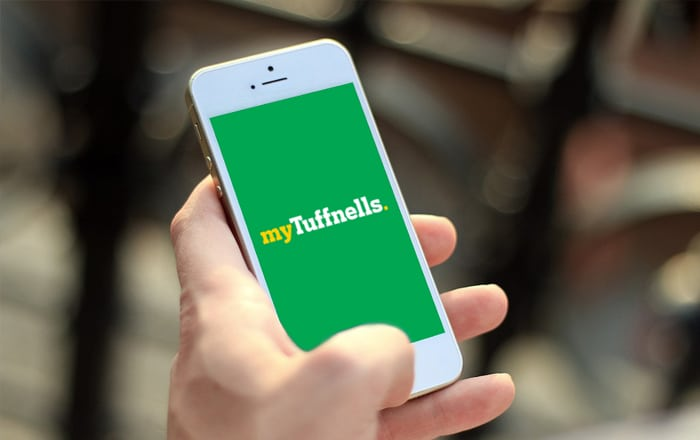 Tuffnells Launches New-Look Online Customer Account Management System.