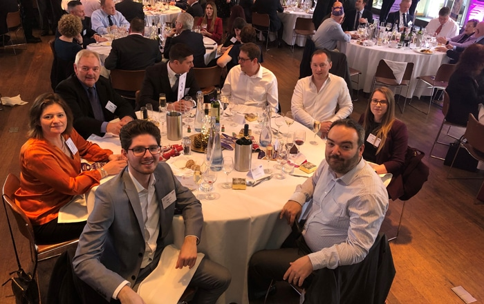 SCCG Exclusive Sponsors Of CILT 2019 Fellows' Lunch.