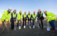 NewCold And B-Built Break Ground For State-Of-The-Art Automated Coldstore In Bretagne.