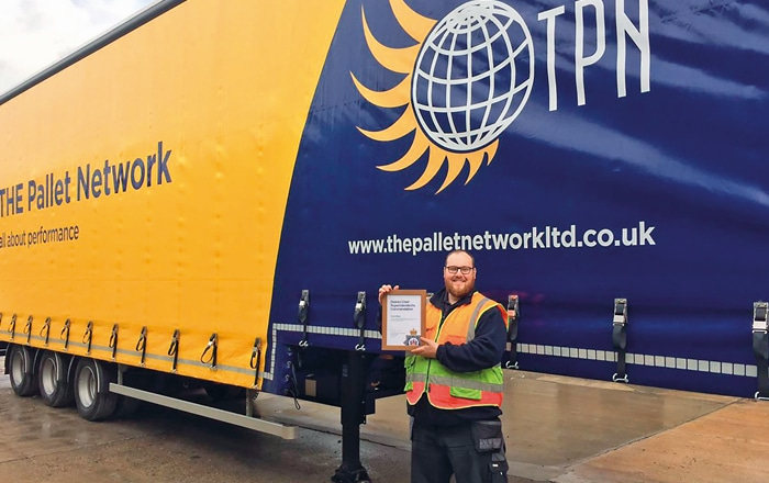 TPN Driver Is Praised For Heroism After Protecting An Elderly Customer.