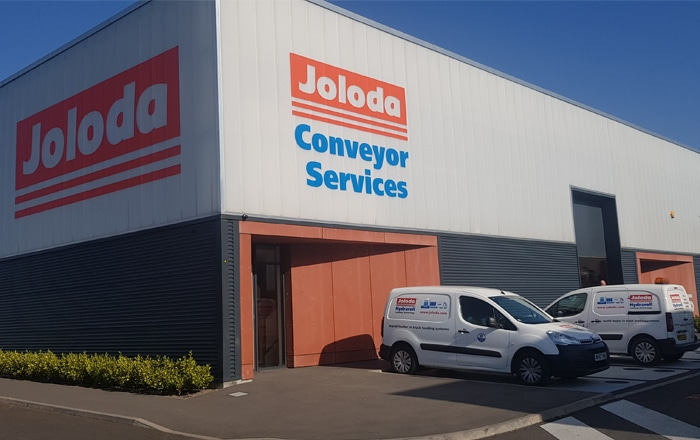 Joloda Delivers The Goods To Online Retailer With Unrivalled Service Support.