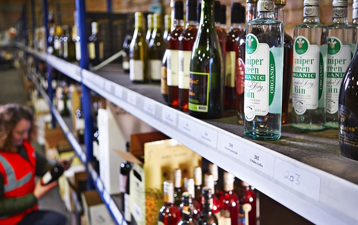 Wincanton Renews Wines And Spirits Contract With Waitrose & Partners.