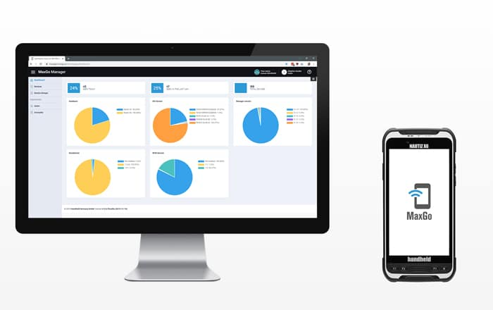 Handheld Introduces MaxGo Manager, A Smart MDM Solution For Improved Efficiency.