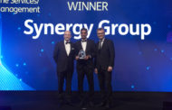 Synergy Group Wins Lloyd's List 2019 Excellence In Ship Management Award.