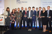 Ade Adepitan Reveals Winners Of UK Freight Industry 'Oscars'.