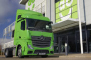 Fraikin Plays Key Role IN AO's Switch To New Generation Mercedes Benz Actros Trucks.